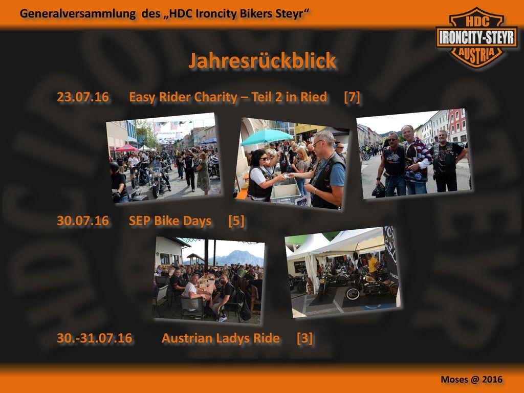 Jahresrückblick 23.07.16 Easy Rider Charity – Teil 2 in Ried [7]